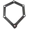Trelock FS 200/75 TWO.GO Faltschloss 75 cm pink